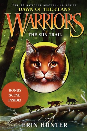 Warriors 5 :DotC book 1 The Sun Trail