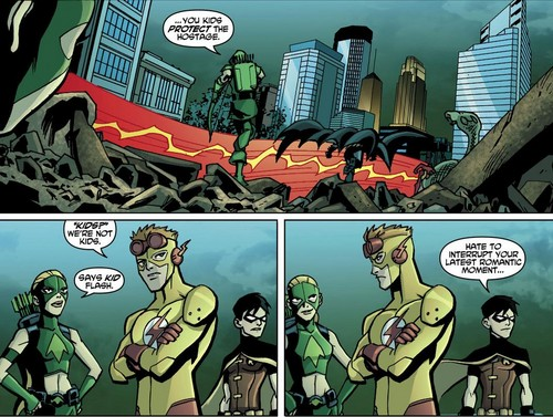 Young Justice 17