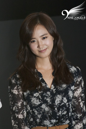 Yuri - Stage Greeting @ I AM Movie
