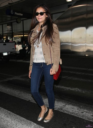 at LAX Airport - 6 July