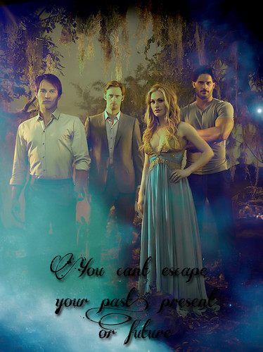 trueblood/past/present/future