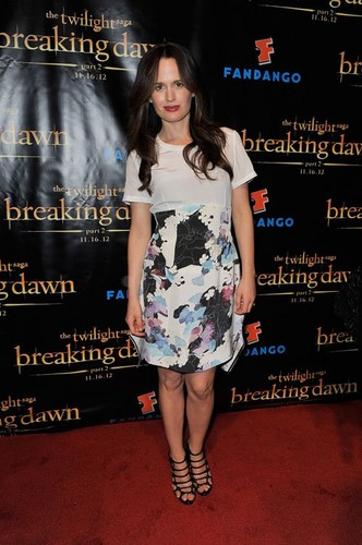 """Breaking Dawn: Part 2"" festivities of Comic-Con (July 11)."