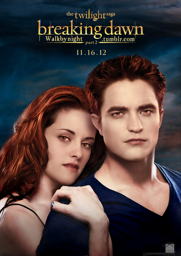 [Fake but brilliant] Breaking Dawn Part 2 Poster