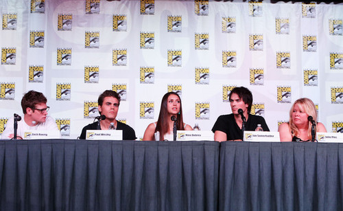 """The Vampire Diaries"" Screening - Comic-Con"