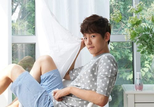 120627 EXO-K for The Faceshop Baekhyun