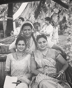 Anjali, Manorama and Madhumati