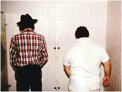 Michael and Frank! XD