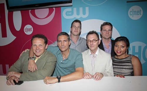 Person of Interest || Comic-Con 2012