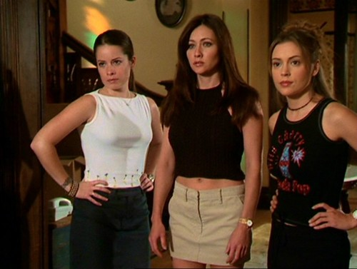 Piper,Prue and Phoebe - 3.17 Prewitched