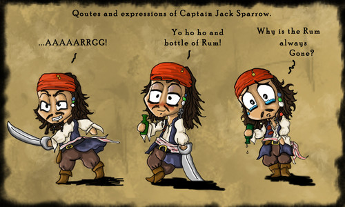 Quotes of Little Captain Jack (1)