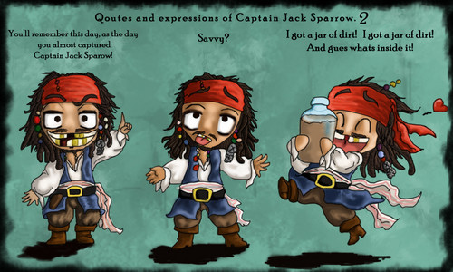 Quotes of Little Captain Jack (2)