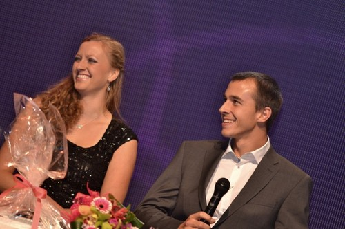 Rosol and Kvitova February 2012