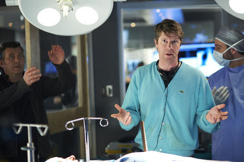 Saving hope 1x06 behind the scenes