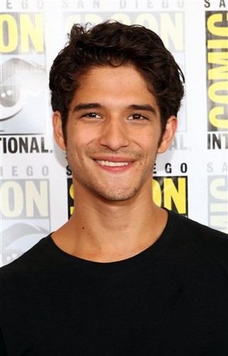 Teen Wolf' Press Room at Comic Con