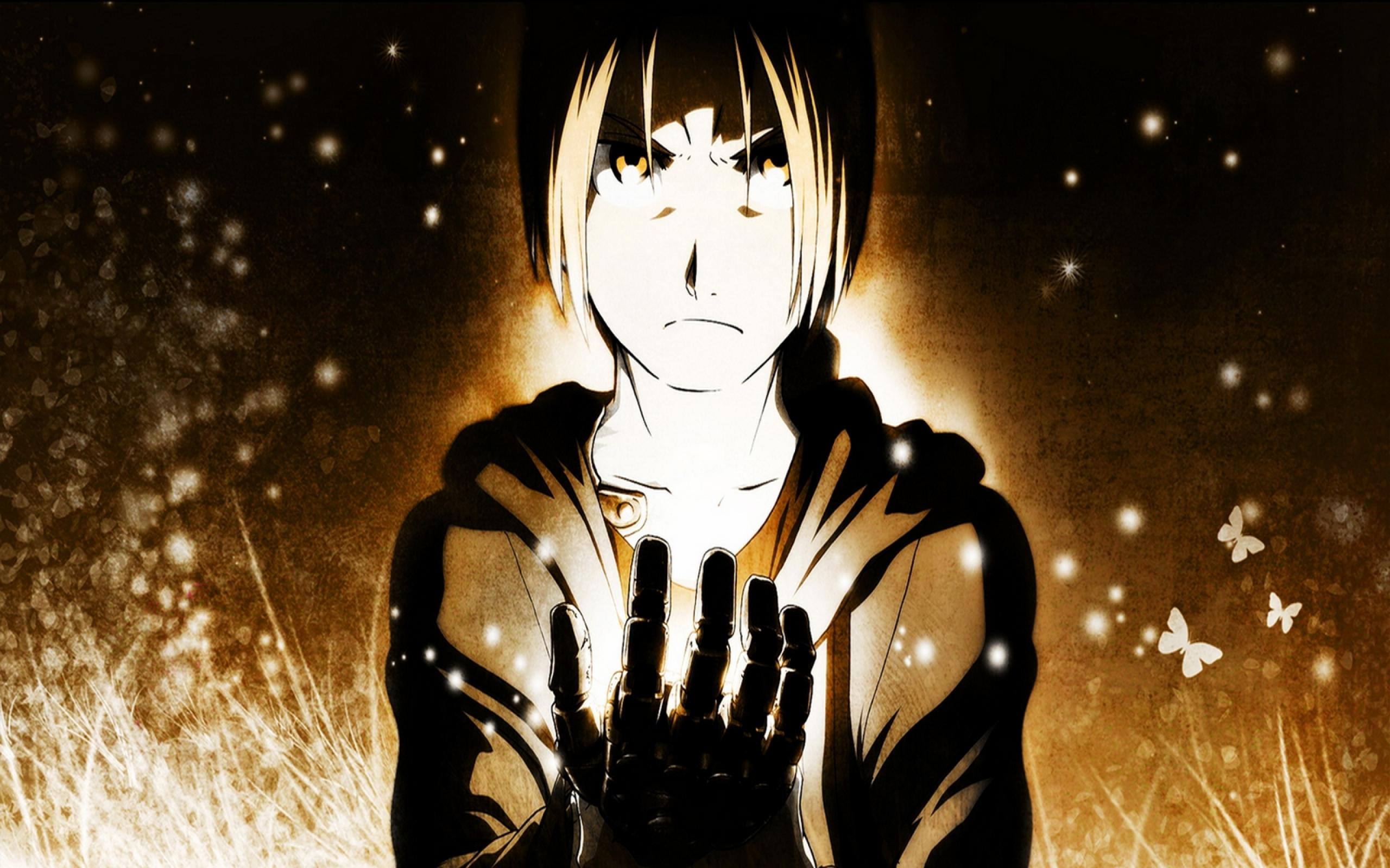 ed - Fullmetal Alchemist: Brotherhood - Anime Wallpaper ...