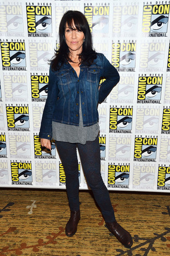 """Sons Of Anarchy"" - Press Line - Comic-Con International 2012"