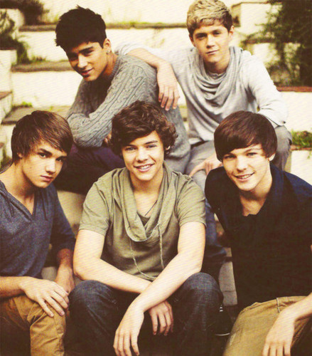 1D (best band ever)