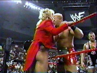 "A ""Back"" view of Debra  from Backlash 1999"