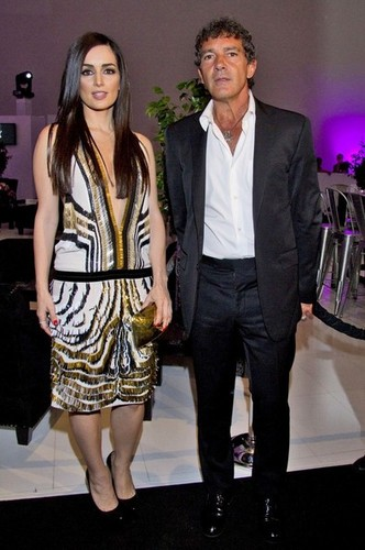 Antonio Banderas Launches His Perfume [(June 7, 2012]