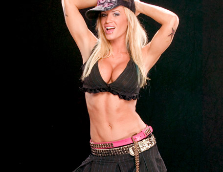 Ashley Massaro Photoshoot Flashback