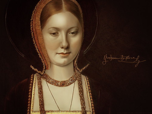 Catherine of Aragon by Rafkins Warning