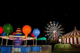 Michael's Private Amusement Park At Neverland Ranch