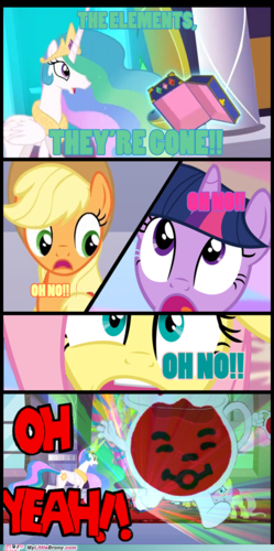 More Pony Pics. and comics