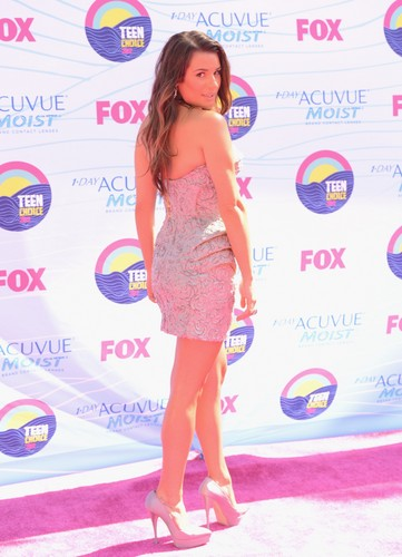 Teen Choice Awards Arrivals July 22, 2012