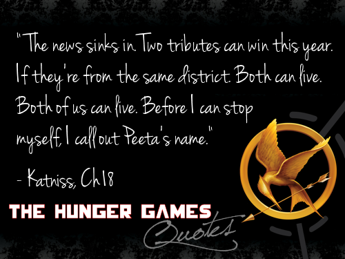 The Hunger Games quotes 61-80