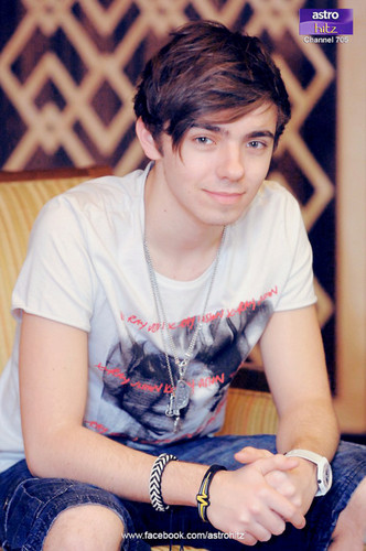 The Wanted Nathan Sykes :)