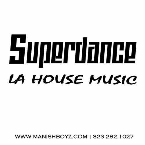 West Coast House Music-SuperDance