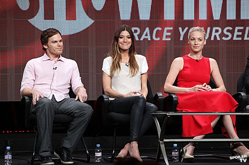 dexter Cast @ TCA 2012 Panel