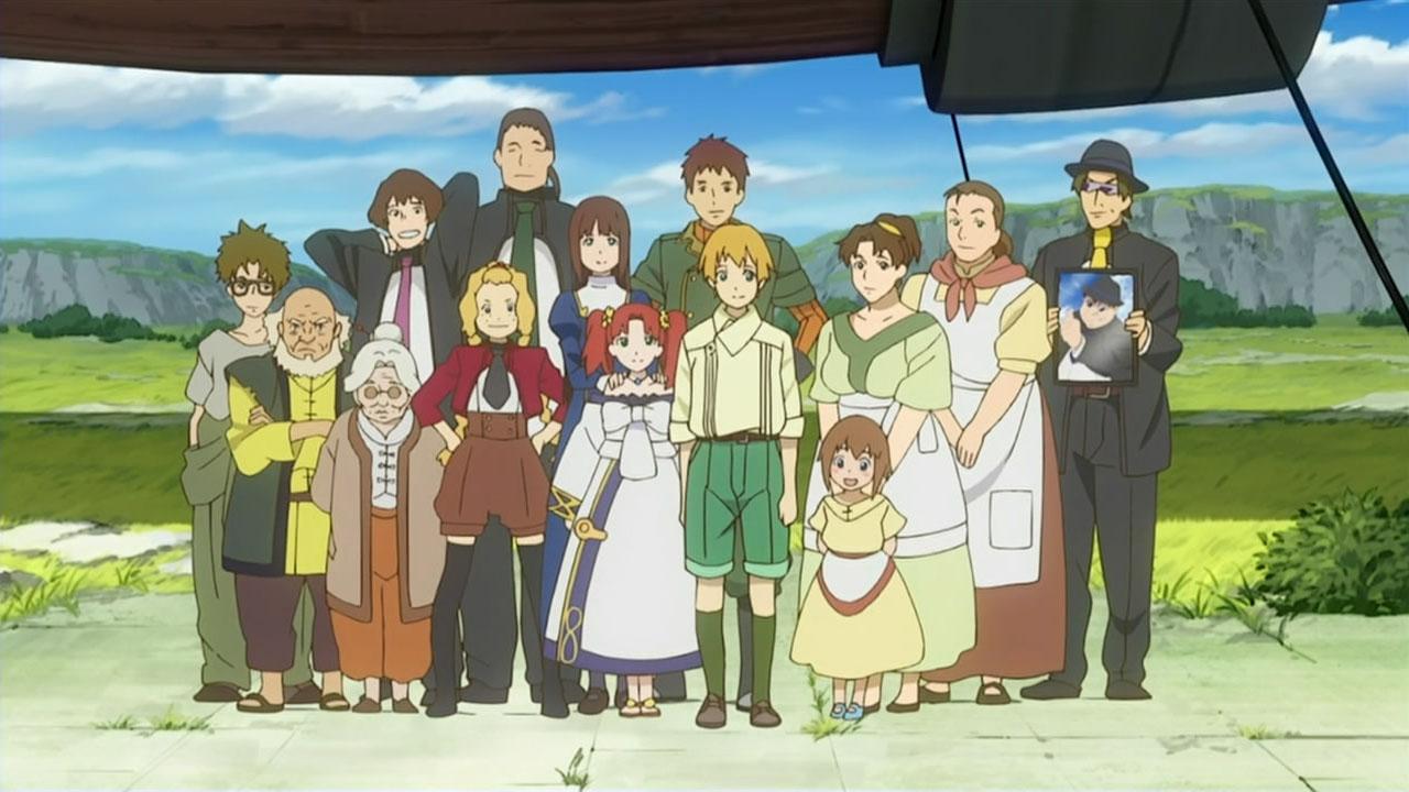 Kết quả hình ảnh cho Fractale anime