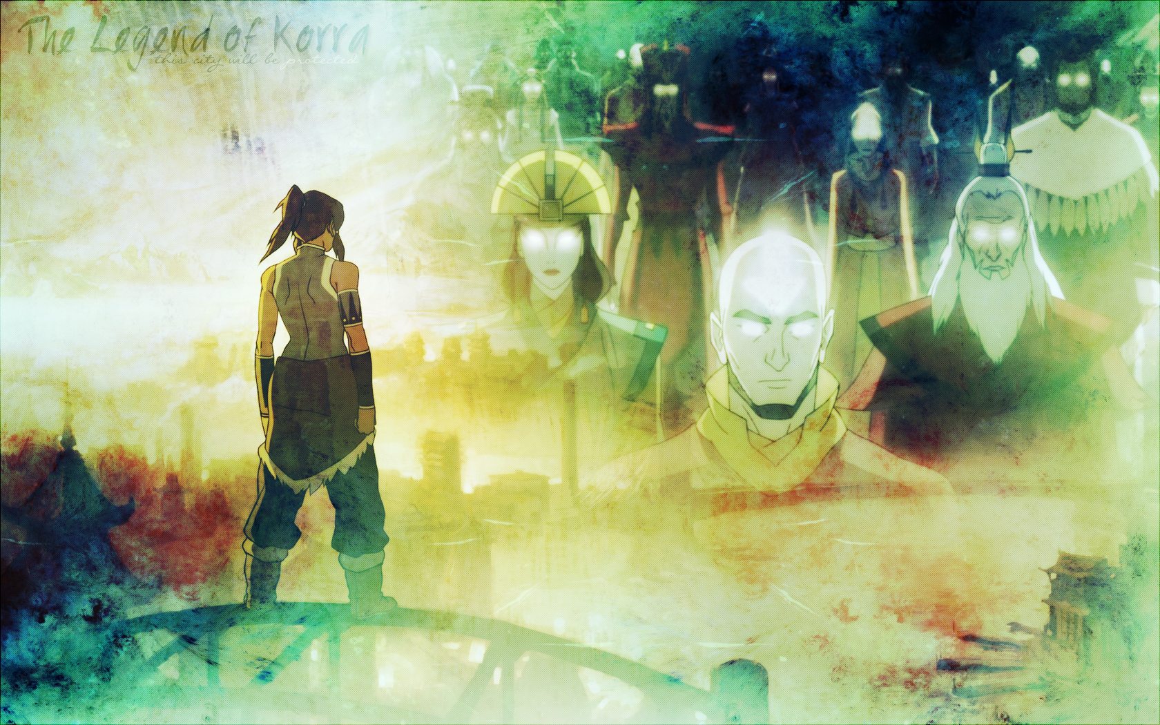 I Made These Wallpapers Avatar The Legend Of Korra Wallpaper
