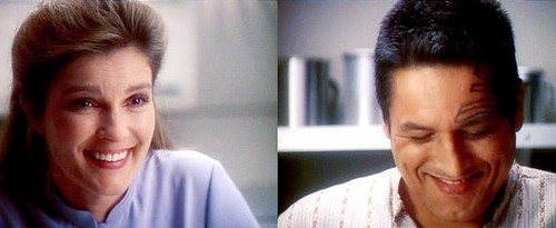 Janeway and Chakotay - So perfect together
