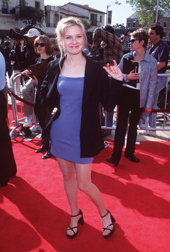 "Kirsten at the ""Anastasia"" Premier"