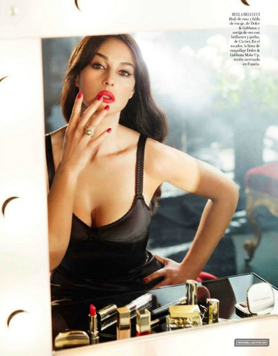 Monica bellucci vogue