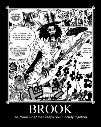 One Piece - Brook
