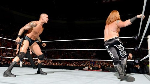 Randy Orton returns!