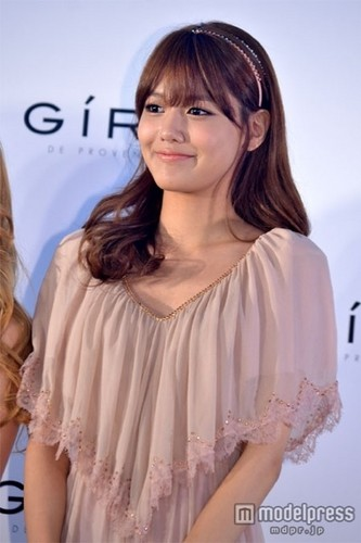 Sooyoung @ Girl de Provence 日本 Launching Event