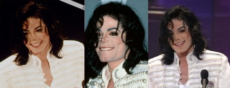The Three Faces Of Michael
