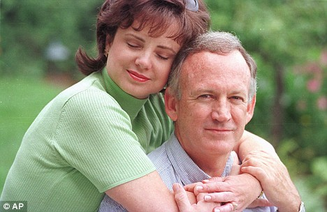 father and mother:Patsy Ramsey, who died in 2006, and husband John Ramsey