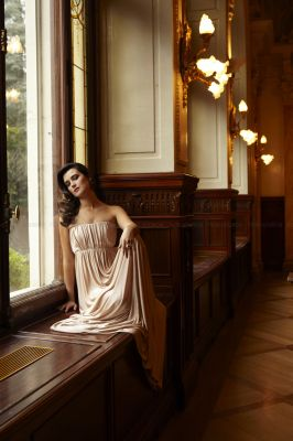 Cote de Pablo - CBS Watch Magazine - December 2010