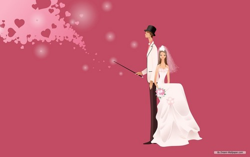 Animated Wedding