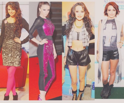 Cher Lloyd Evolution