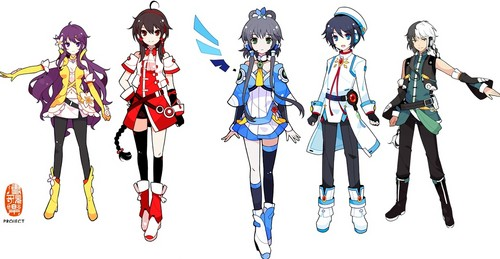 Chinese Vocaloid