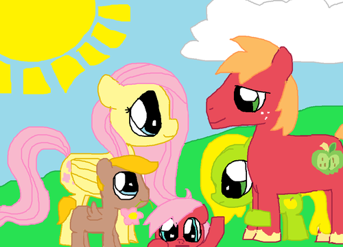 FlutterMac and kids