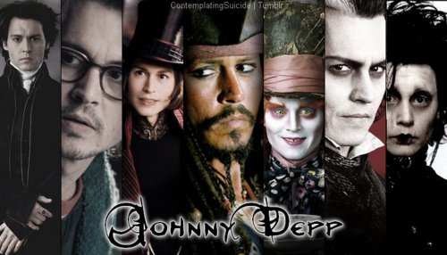 JD's movie characters<333