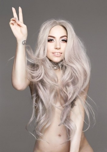 Lady Gaga {Vanity Fair}