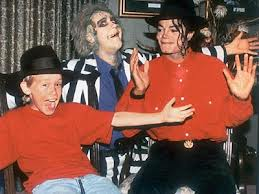 "Michael Hosting Good Friend, Macaulay's ""11th"" Birthday At Neverland Ranch Back In 1991"